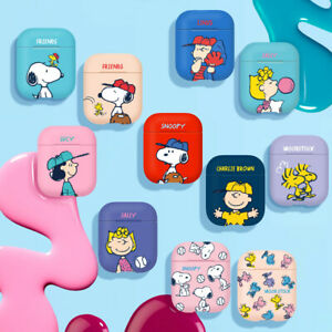 Peanuts-Official-Snoopy-Friends-Apple-Airpod-Protective-Hard-Case-Cover-Skin-1-2