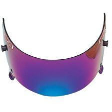 Simpson Casco Iridium azul del visor para M2005 Calle Bandit L-XXL Unido Entrega