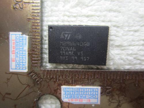 1x M29W64OGB 7ONA6 M29W6406B 70NAG M29W640GB 70NA6 M29W640GB70NA6 TSOP 48 Puce IC