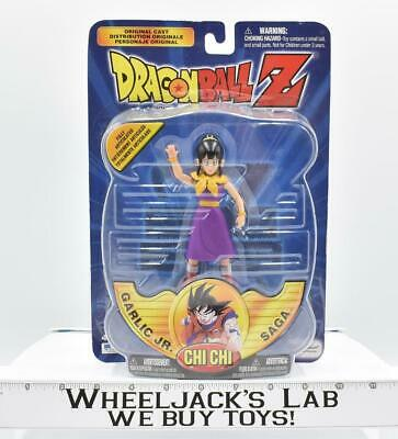 Chi Chi Garlic Jr Saga Dragonball Z 2000 Irwin Toy New Mosc Action Figure Ebay This 1/8 scale figure features jr. ebay