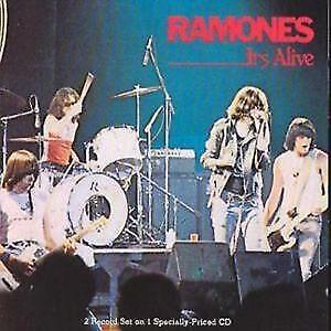 Ramones-It-039-s-Alive-NEW-CD