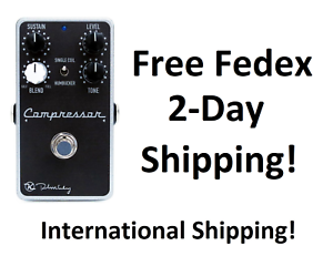 New-Keeley-Compressor-Plus-Guitar-Effects-Pedal