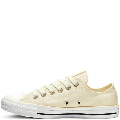 Converse Chuck Taylor All Star Low Top in Natural Ivory