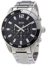 Hugo Boss 1512806 Men's Chronograph Stainless Steel Watch