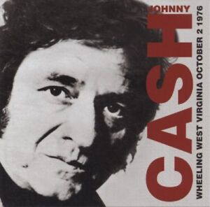 Johnny-Cash-Wheeling-West-Virginia-October-2nd-1976-Live-Brand-new-and-sealed