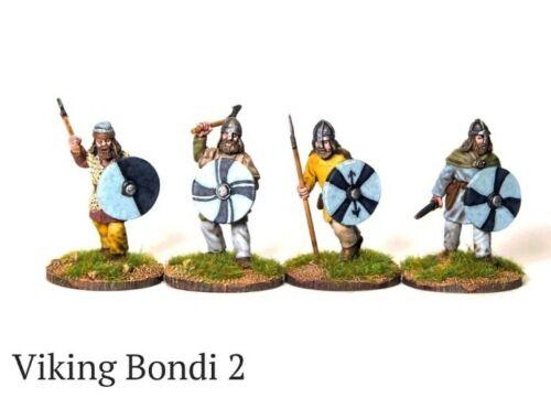 Footsore Miniatures Viking Bondi 2