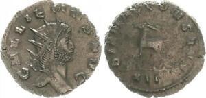 Antoninian, 253-268 Antiguo/Romanos Época Imperial / Galieno MBC