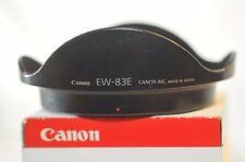 Canon EW-83E EW 83 E Lens hood for EF 16-35mm f/2.8 L USM 17-40mm EF-S 10-22mm