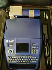Brady Bmp71 Label Thermal Printer With Labels