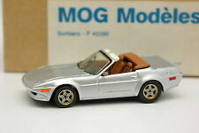 MOG Modèles Kit Monté 1/43 - Ferrari 365 GTB 4 NART Michelotti Turin 1980 Silver