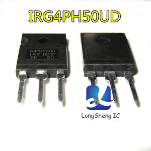 1PCS-IRG4PH50UD-Encapsulation-TO-247-INSULATED-GATE-BIPOLAR-TRANSISTOR-WITH