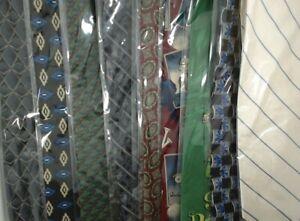 Bulk-Lot-Silk-Ties-Men-039-s-Designer-Fashion-Necktie-Tie-Dress-Formal-Neckties-Nine