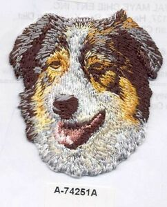 "2 1//2/"" x 3 1//4/"" Sitting German Shepherd Dog Breed Embroidered Patch"