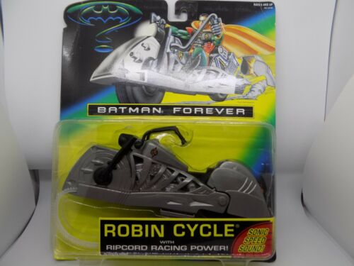 Action FIGURE BATMAN FOREVER ROBIN CYCLE 1995 Kenner