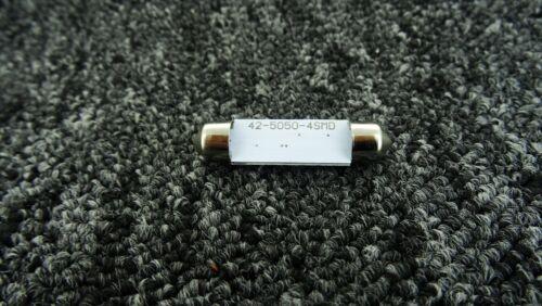 VOLKSWAGON 4 SMD Festoon 42mm SV8 5 C10W LED CAN-BUS interior Car Bulbs WHITE