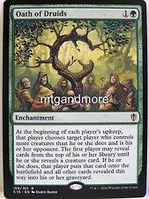 Magic Commander 2016 - Oath of Druids