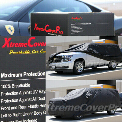 2013 Ford Expedition EL Breathable Car Cover w//MirrorPocket