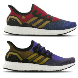 Details about Adidas Mens AM4 Trainers Avengers Captain Marvel & Thanos Shoes Rare All Sizes