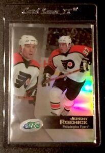 2002-03-eTopps-50-Jeremy-Roenick-Flyers-Hockey-1145-In-Hand-FREE-SHIP