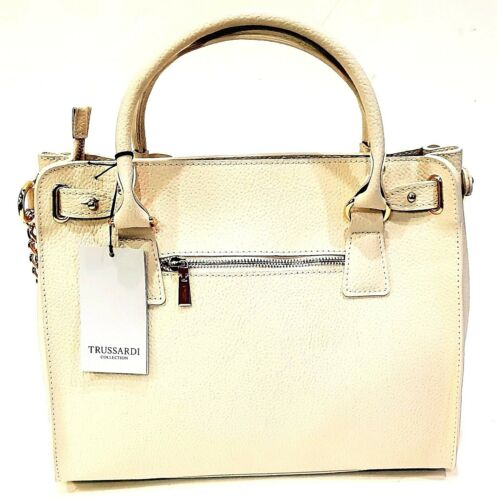 Borsa Beige 199 Shopping Modello Loazzolo Collection Shoulder Trussardi Bag Rnapwx1E7q