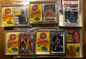 2-1990-Fleer-Packs-Plus-1-15-Chance-Lebron-Kobe-Doncic-Rookie-1Jordan-Per-Box