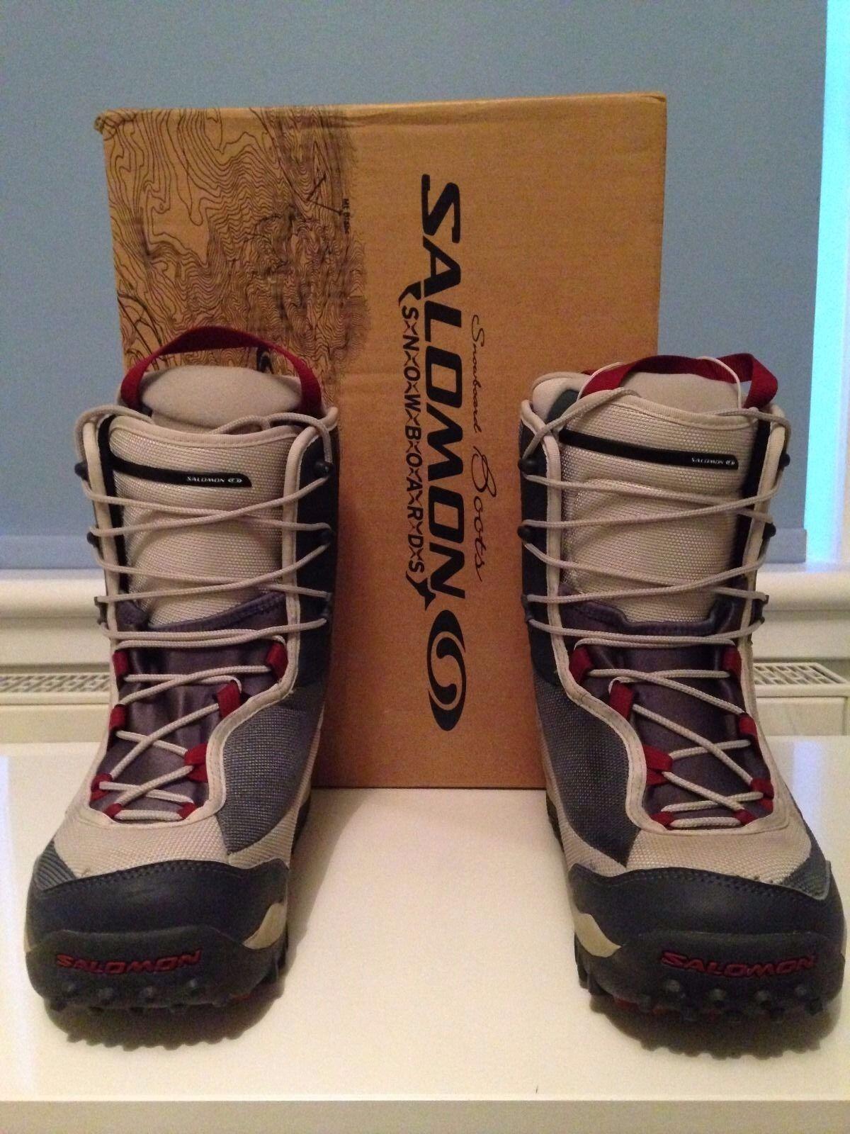 Salomon Diadem Snowboard Boots Women's Size Eur 41