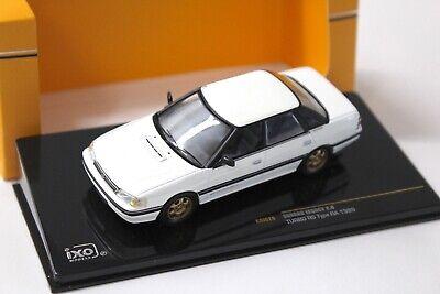 Autos, Lkw & Busse Ordentlich 1:43 Ixo Subaru Legacy 2.0 Turbo Rs Type Ra 1989 White New Bei Premium-modelcars