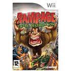 Rampage: Total Destruction (Nintendo Wii, 2007) - European Version