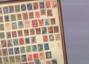 Dettagli su collezione 3.257 francobolli europa da 1870 a 1950 album