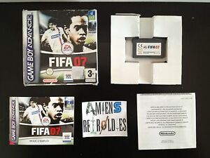 FIFA-07-Soccer-Gameboy-Advance-DS-Nintendo-PAL-FR