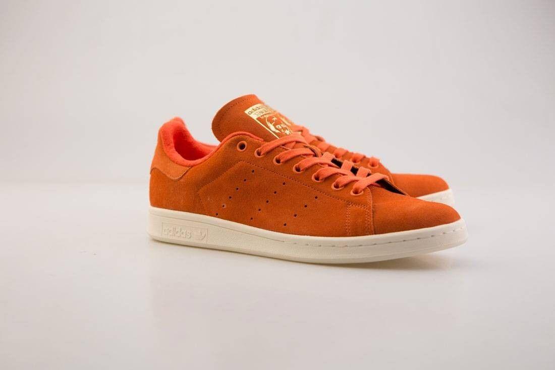 énorme réduction dd95f 97b4e adidas hommes stan smith orange orange matte or ba7442 l' l ...