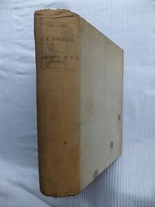 1st edition 1886 antique book William Makepeace Thackeray Punch magazine cartoon - <span itemprop='availableAtOrFrom'>Hove, United Kingdom</span> - 1st edition 1886 antique book William Makepeace Thackeray Punch magazine cartoon - Hove, United Kingdom