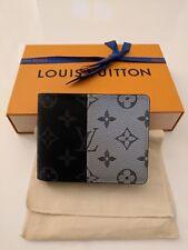 08e983ef86b5 item 6 Louis Vuitton Kim Jones Monogram Eclipse Split Multiple Wallet -  M63025 -Louis Vuitton Kim Jones Monogram Eclipse Split Multiple Wallet -  M63025
