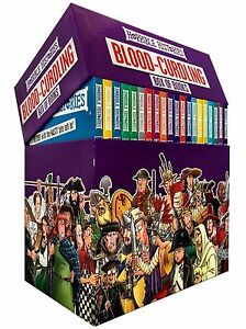 Horrible-Histories-20-Books-Set-Collection-Children-Pack-NEW-Boxed-Version