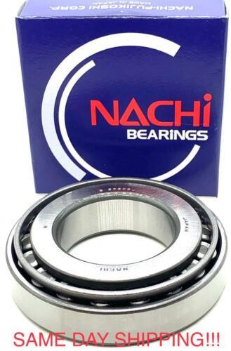 30209 J Nachi MADE IN JAPAN Tapered Roller Bearing:Japan 45x85x19 Rolling