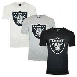 NFL Oakland Raiders Logo T Shirt Youth