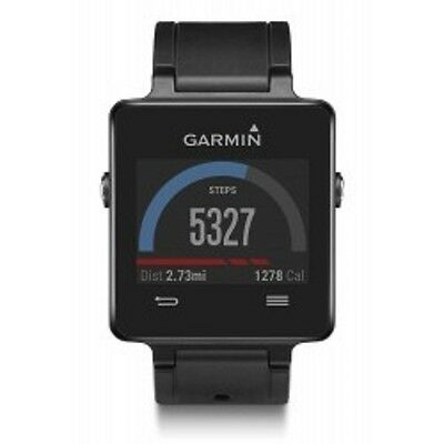 Garmin VIVOactive GPS Running Watch Vivo Active Smartwatch - Black