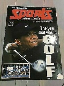 SPORTS-WEEKLY-MAGAZINE-with-Tiger-Woods-The-year-that-was-in-GOLF