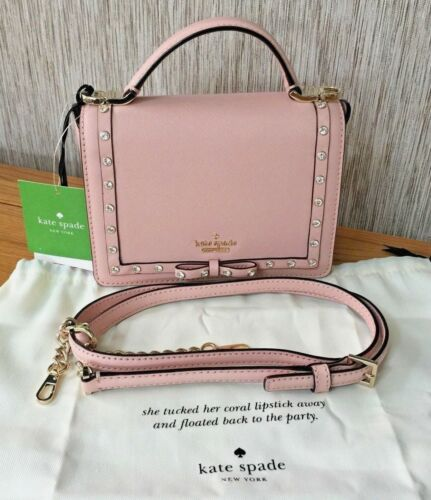 Kate Pink 205 Verfraaid Street Nude £ Retail Cameron Spade Leather Hope Bag EOPOrq