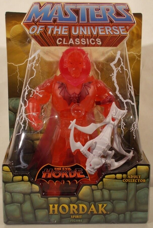 Masters Of The Universe Classics Hordak Spirit The Evil Horde With Mailer (MISP)