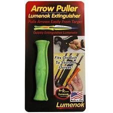 Burt Coyote Lumenok Arrow Puller/ Extinguisher Yellow Green APE1YG #00508