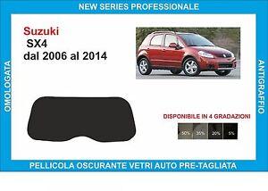 pellicole-oscuranti-vetri-suzuki-SX4-dal-2006-al-2014-kit-lunotto