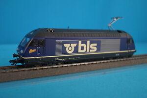 Marklin-37461-BLS-Electric-Locomotive-Br-465-BLUE-DIGITAL