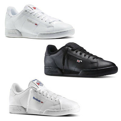 Reebok Classic Leather NPC II Mens Shoe NEW 3 Colors / Several Sizes Narrow