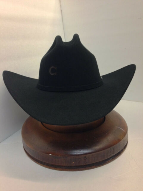 Charlie 1 Horse Womens Western Cowboy Hat Teal She Bucks  4X Wool Felt