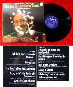 LP-Dieter-Hallervorden-Ich-bin-der-schoenste-Mann