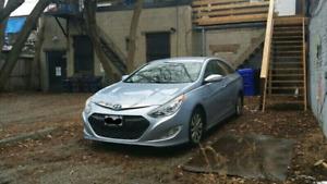 2011 Hyundai Sonata Hybrid Mature Family Owned, Gas Saver Clean