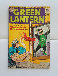 1963-Green-Lantern-Sept-23-Silver-Age-DC-comic-key-issue