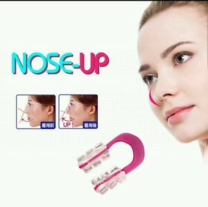 Nose-UP-Lifting-Shaping-Silicone-Clip-UK-SELLER-FAST-FREE-DELIVERY