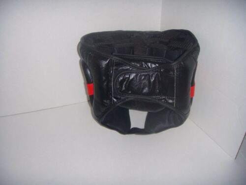 Genuine Leather Head Gear for Boxing//MMA /& Martial Arts with Fast Shipping.